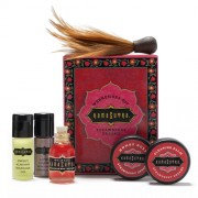 Kama Sutra Strawberry Weekender Gift Set