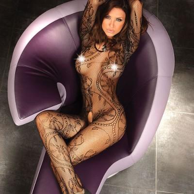 Corsetti Abra Body Stocking UK Size 8-12