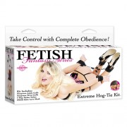 Fetish Fantasy Series Extreme Hogtie Kit