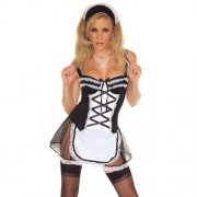 5 Piece Roleplay Maids Outfit