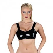 Rubber Secrets Bra