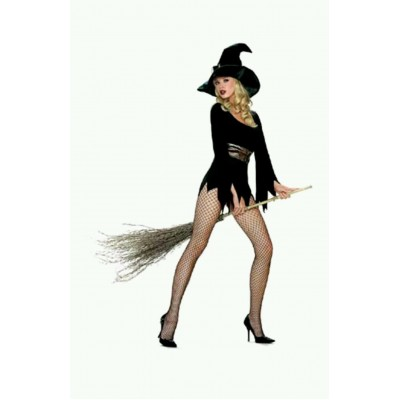 3 pc Witchy-Poo Costume by Leg Avenue