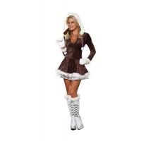 Eskimo Cutie Dreamgirl Costume