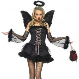 Leg Avenue 2pc Dark Angel Costume