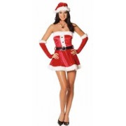 Dreamgirl Santa Sweetie Costume