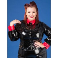 PVC Scorpio Seductress Shirt