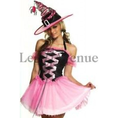Pink Good Witch Halloween Costume by Leg Avenue