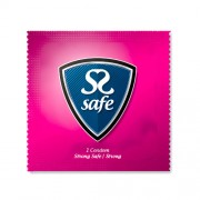 Strong Safe Condoms x10