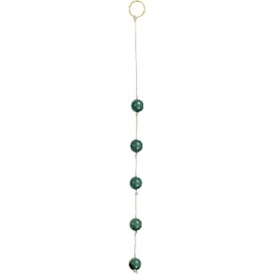 5 Small Anal Beads on a String,