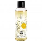 Shiatsu Luxury Edible Body Oil  Vanilla