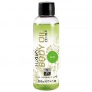 Shiatsu Luxury Edible Body Oil  Lime