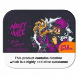 Nasty Juice Asap Grape 10ml 3mg