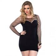 Leg Avenue Seamless Minidress UK Size 16/18