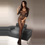 Corsetti Josslyn Crotchless Body Stocking UK Size 8-12
