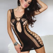 Corsetti Anshula Mini Dress UK Size 8-12
