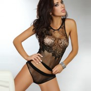 Corsetti Catarina Shirt and Panty Set UK Size 8-12
