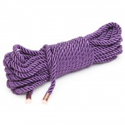 Fifty Shades Freed Want to Play 10m Silk Rope