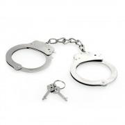 Deluxe Metal Handcuffs