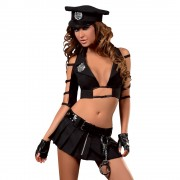 Corsetti Kalista Police Lady Outfit