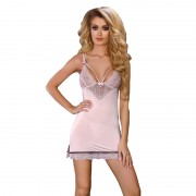 Corsetti Leslie Babydoll in Pink