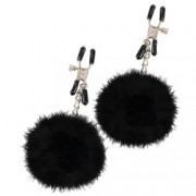 Fetish Fantasy Pom Pom Nipple Clamps