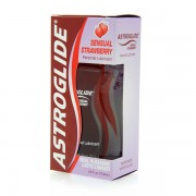Astroglide Strawberry 2.5oz Lubricant