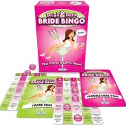 Bride to Be Bingo Game