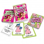 Where's Willy? Sex Game
