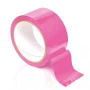 Pink Gloss Bondage Tape