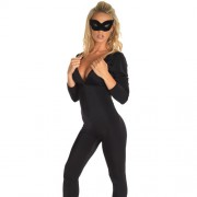 Catsuit and Eye Mask