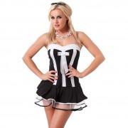Waitress Cosplay Costume