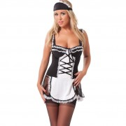 5 Piece Roleplay Sexy Maids Outfit