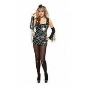 Black Widow Halloween Costume